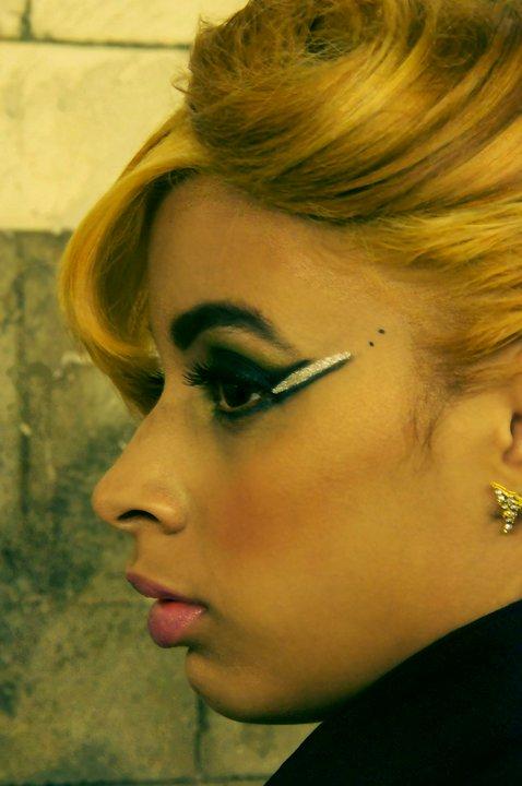 Female model photo shoot of GlamDoll by DavidM Photography