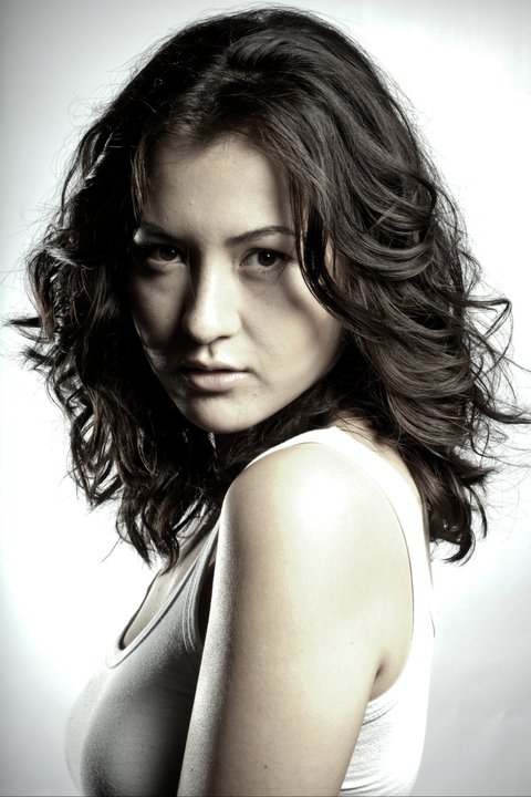 Female model photo shoot of Felissa B by Kristina Vassilieva