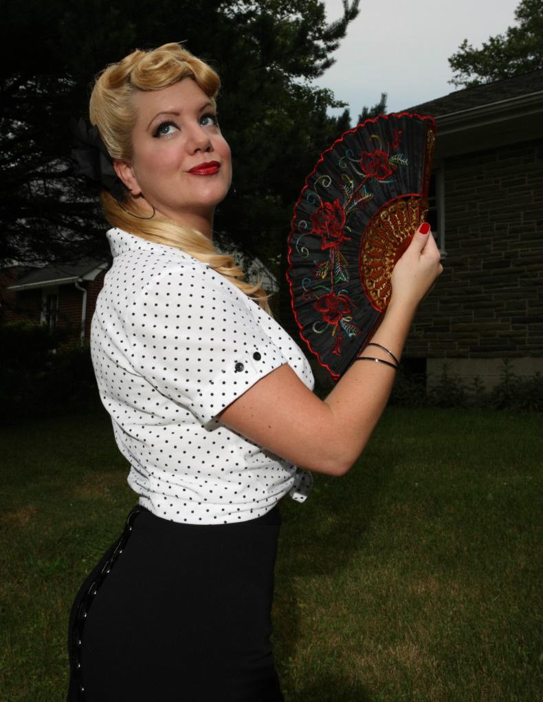 Female model photo shoot of Massie Monroe by Gene Viera in Lancaster, Pennsylvania