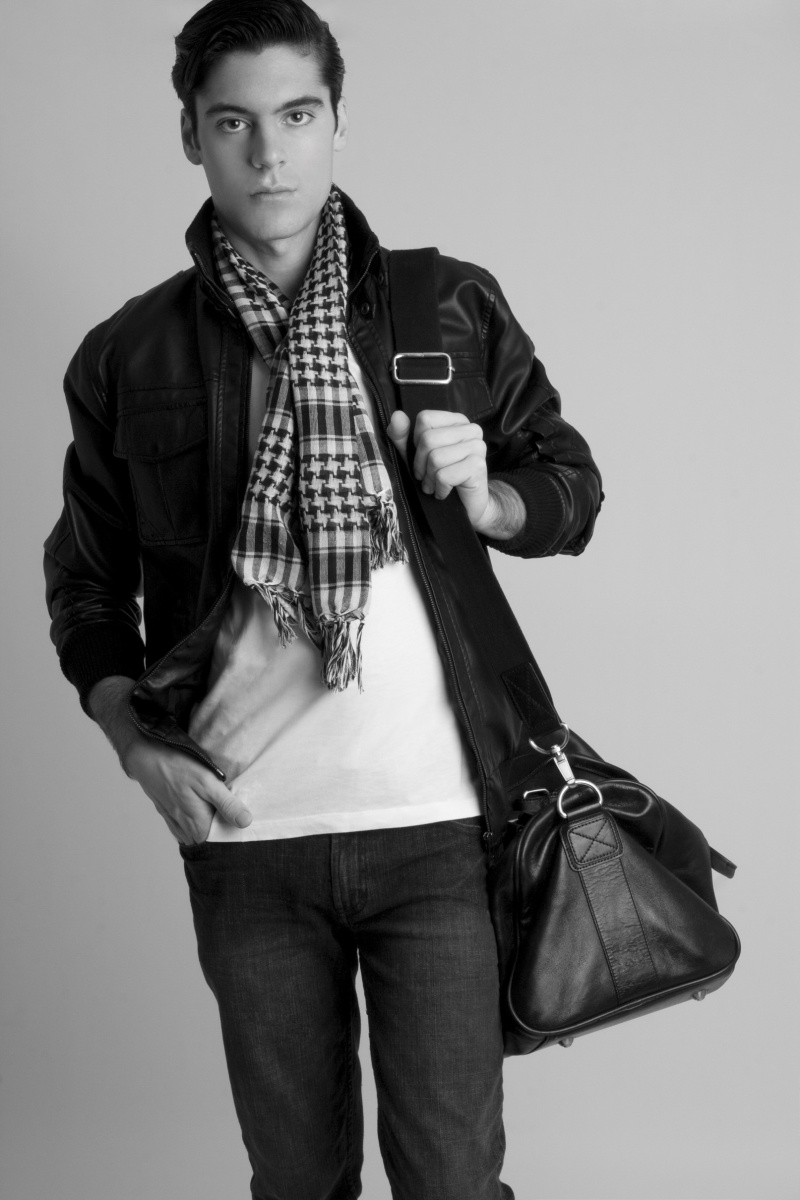Male model photo shoot of Malcolm McPherson by Jaimie Ji