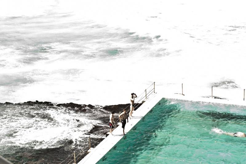 Female model photo shoot of Photography by Jacqui  in Bondi Beach