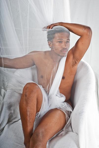 Male model photo shoot of Tytus Larue