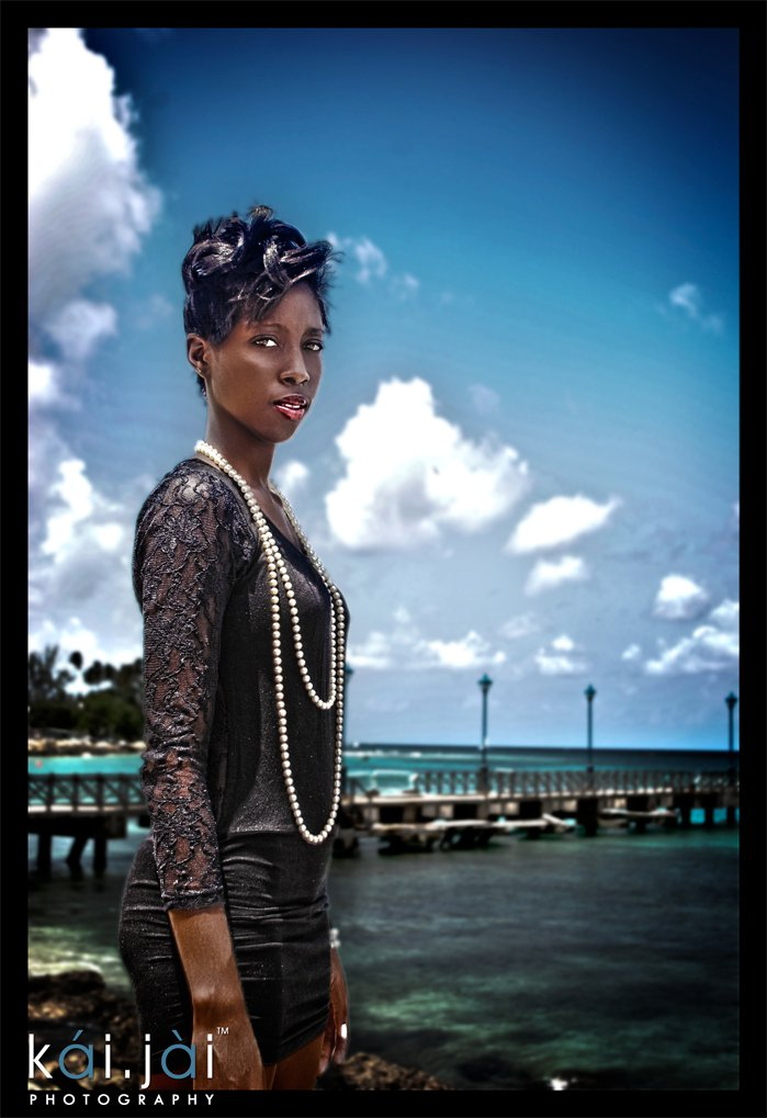 Speightstown, Barbados Jul 08, 2011 KaiJai Photography Little Black Dress