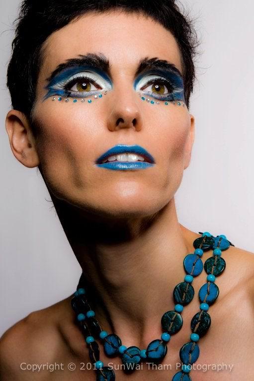 Female model photo shoot of Manuela Karst