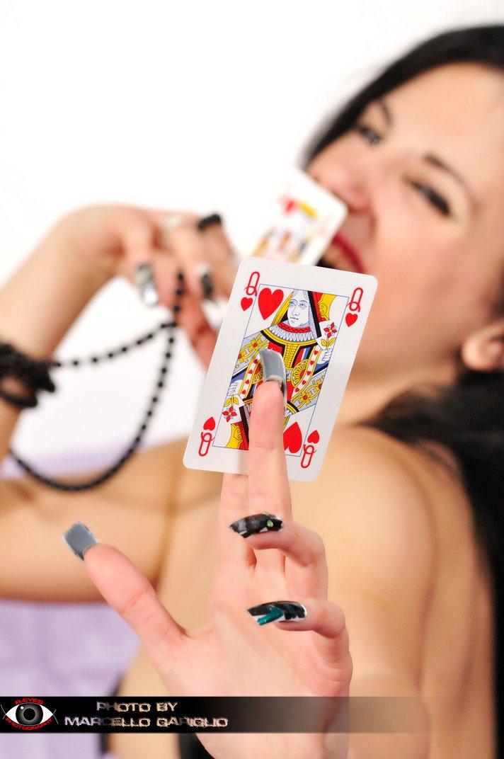Jul 10, 2011 Marcello Gariglio Queen of Hearts!