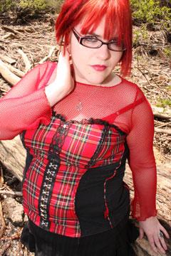 Female model photo shoot of Amethyst Star by Matt Kaiser Images in Philadelphia, PA