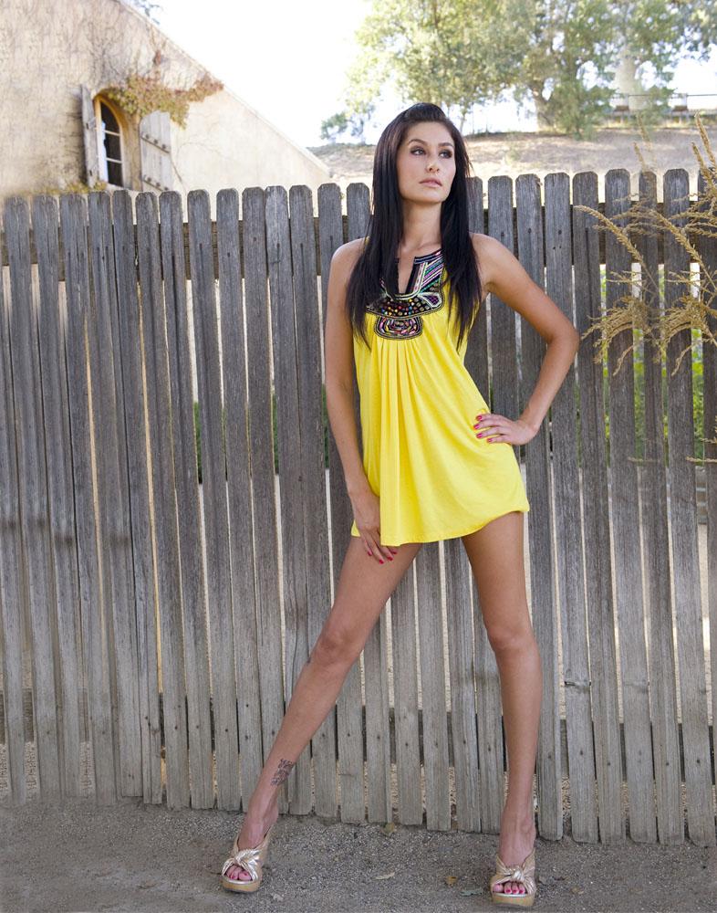 Female model photo shoot of rebecca tripp