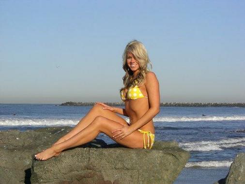 Jul 11, 2011 by the beach