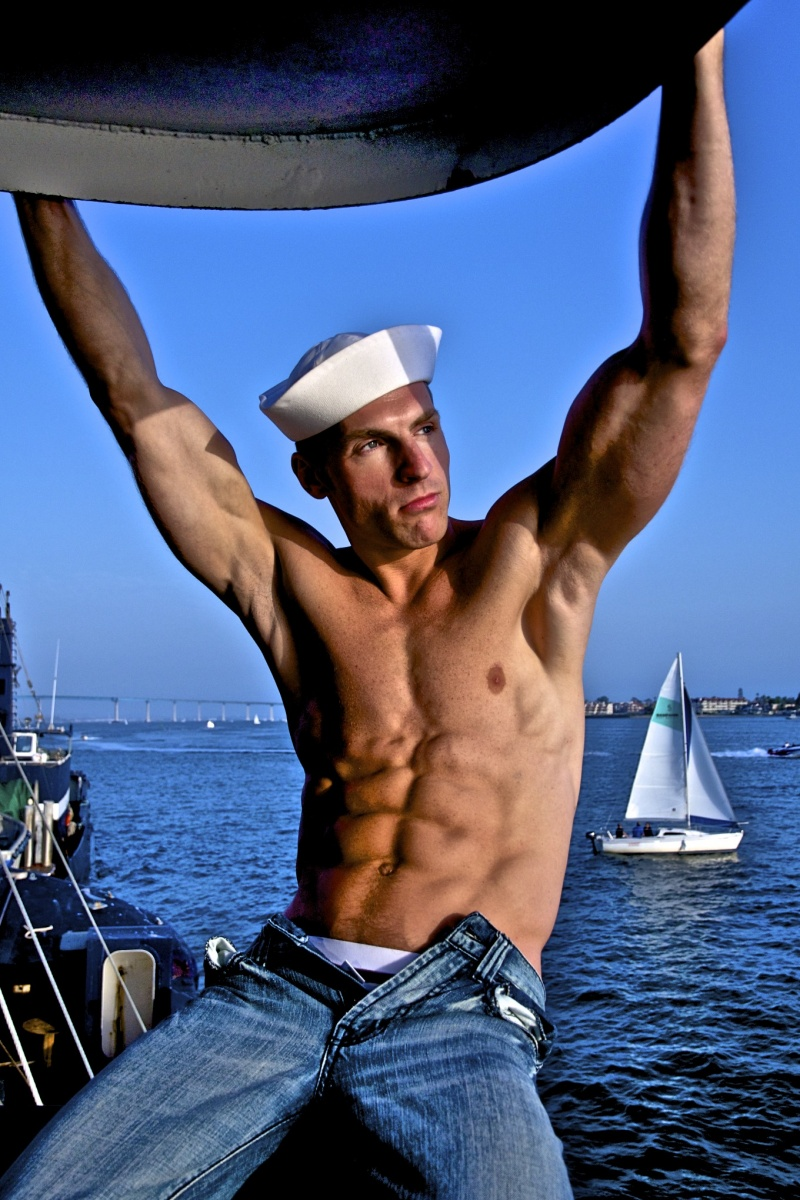 San Diego Harbor, CA Jul 12, 2011 Stillman photography Ahoy Shipmate!