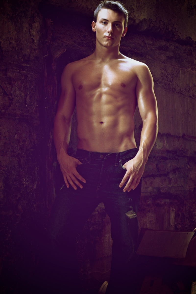 Male model photo shoot of Austin Mikell