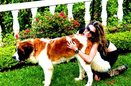 Dapa, Colombia Jul 13, 2011 Puppy Love, Anahi