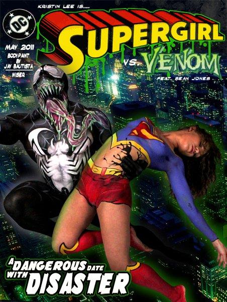 Jul 14, 2011 Wiser Oner Venom art: Wiser / Supergirl art: Jay Bautista
