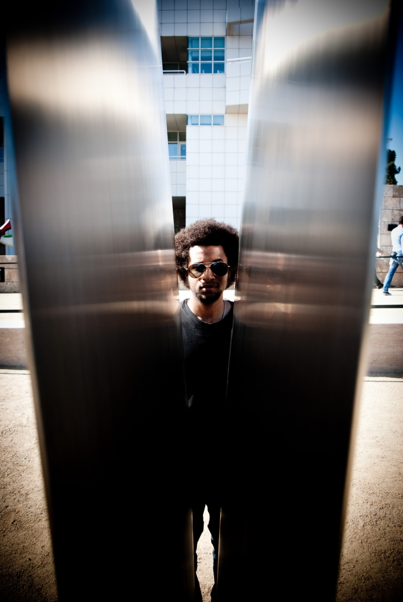 Male model photo shoot of Anthony Bernard by Anthony Bernard in Los Angeles, California