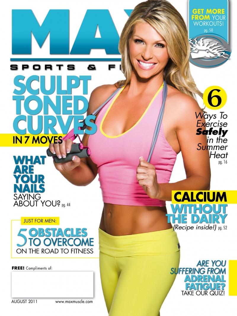 Jul 14, 2011 JP 2011 Max Sports & Fitness Magazine | August 2011
