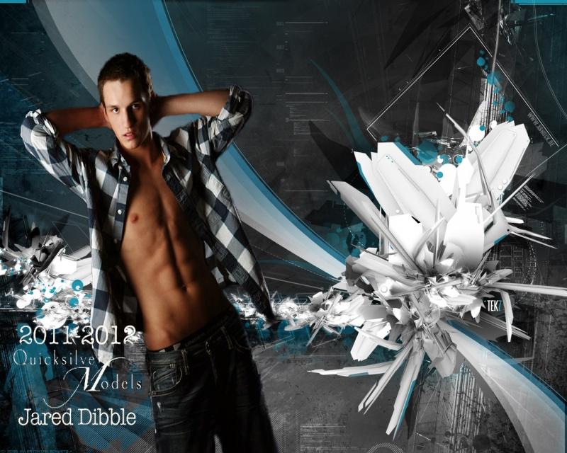 Male model photo shoot of Jared Dibble in Studio