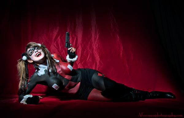 """Jul 15, 2011 """"Harley Quinn"""""""