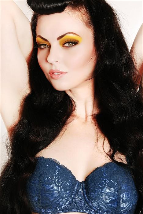 Female model photo shoot of Bailey Stike by Danger Ninja