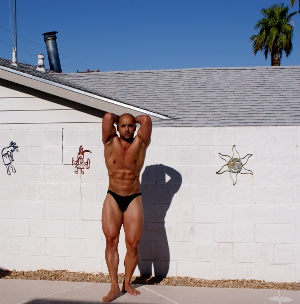 Male model photo shoot of Salman Nourbakhsh in Las Vegas, Nevada