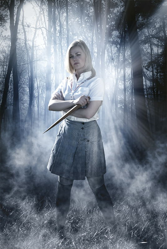 "Jul 17, 2011 Blue Ash Film Group ""Virgin Blood"" Promo Shot"