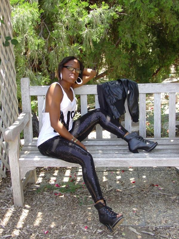 Female model photo shoot of Asa R