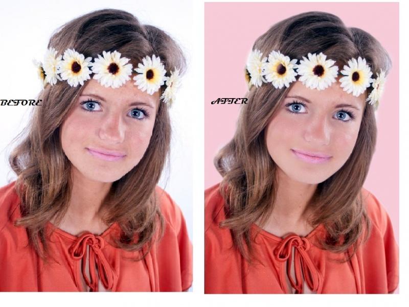 Female model photo shoot of jodene retoucher