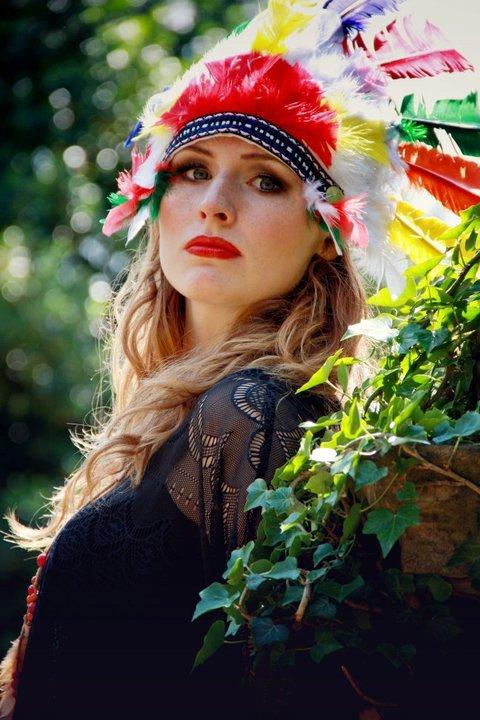 Female model photo shoot of Heather Louise and Georgina Stokes, makeup by Lauren Gunton