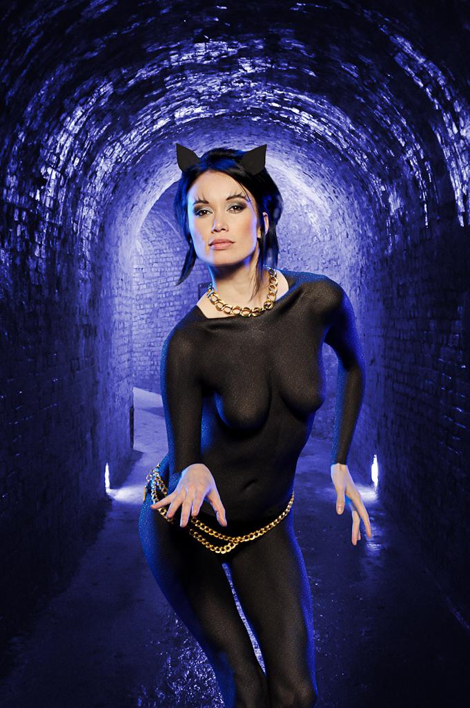 Jul 18, 2011 Ben Britt Catwoman