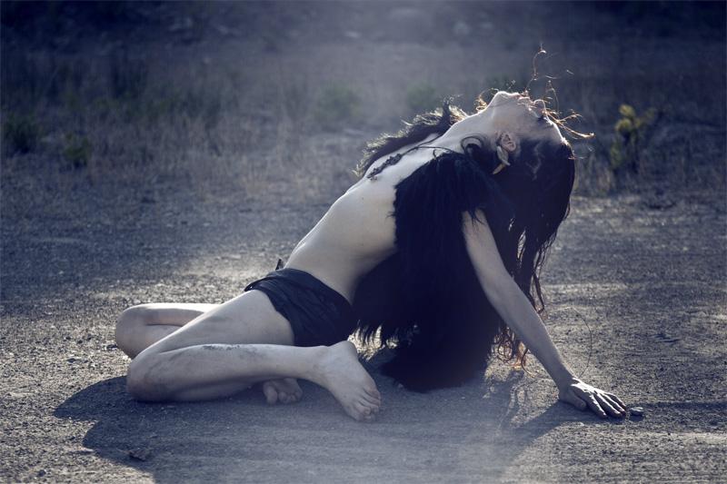 Female model photo shoot of Maison Bizarre and FoTTitiGirL by Marco Pandullo