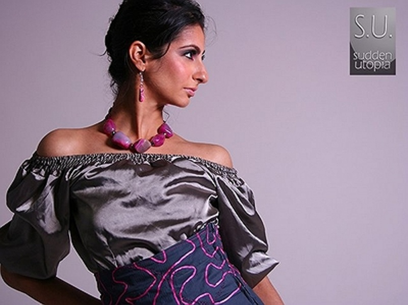 Female model photo shoot of B Michele Designs and Melibea by Robert Will