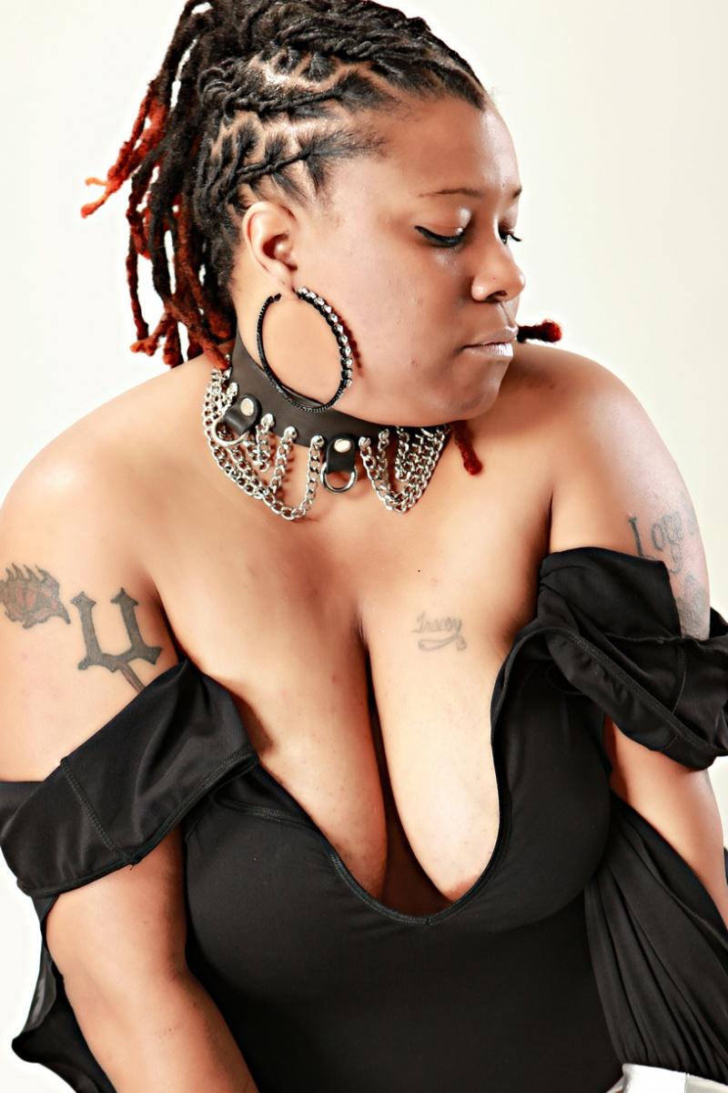 Female model photo shoot of LOVE SELF
