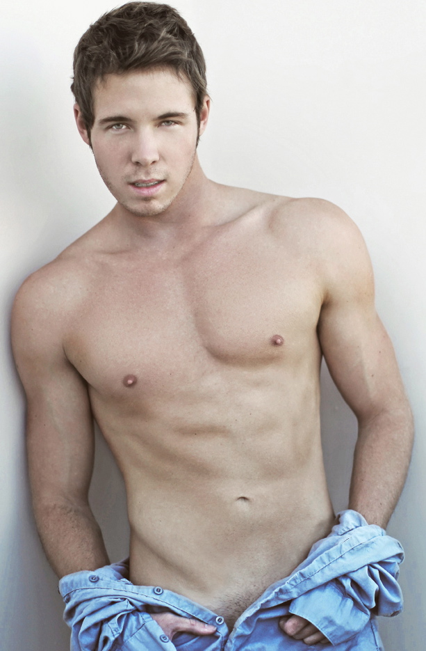 Picture About Male Model Trevor Gardner from Los Angeles, California, US