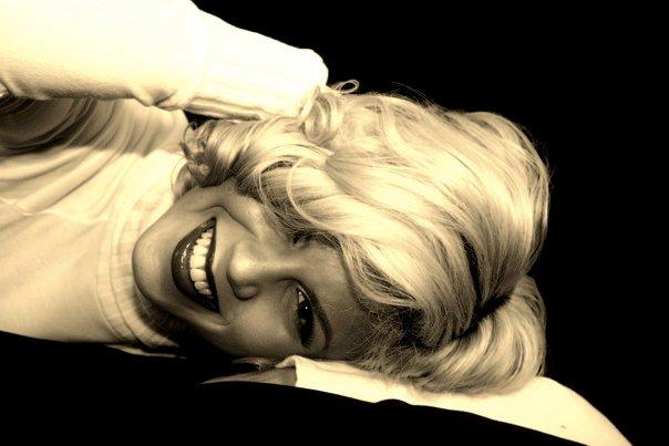Studio Jul 21, 2011 Dark Angel Photography Marilyn Type Shoot
