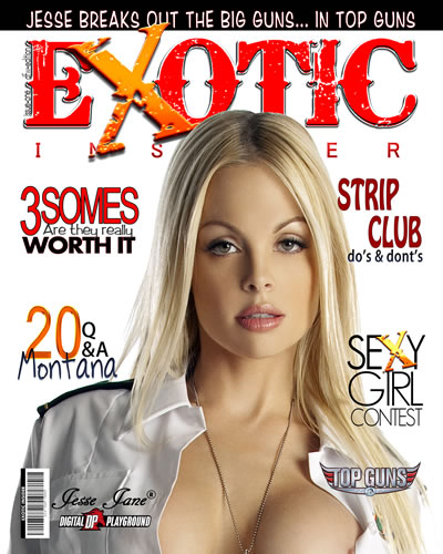 Dallas, TX Jul 21, 2011 Exotic Insider Exotic Insider Cover