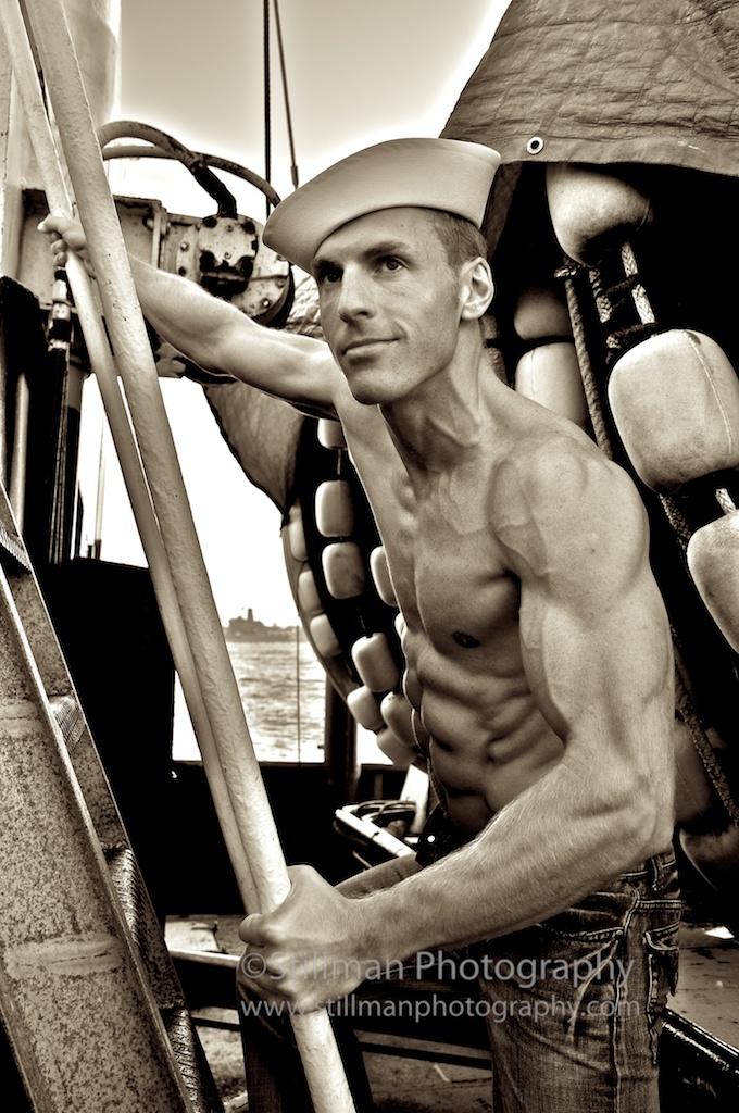 San Diego, CA Jul 21, 2011 Stillman Photography Did Someone Say Popeye?