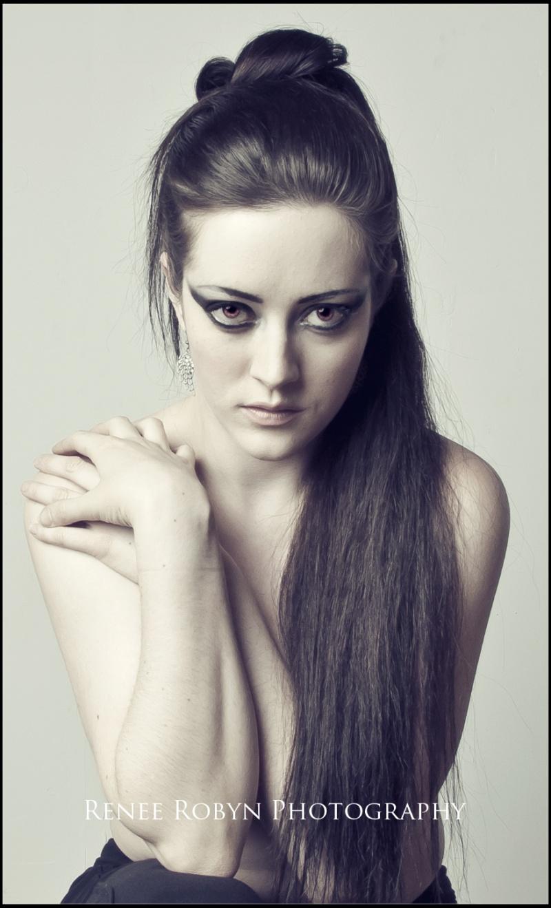 Edmonton Jul 24, 2011 Renee Robyn Photography Makeup by Glamazon Beauty, Hair by Jolan Magnan