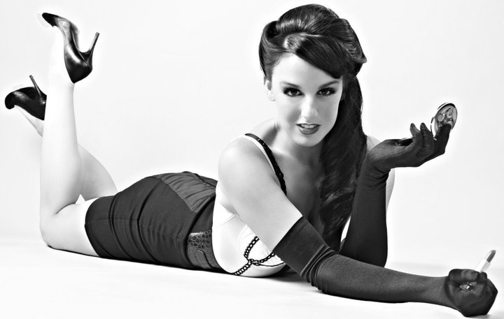 Female model photo shoot of LETHAL CREATIONS in Atlanta
