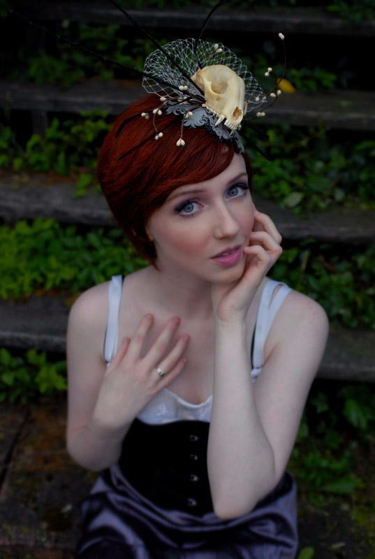 Female model photo shoot of Sarah Cugini in Scranton, PA, art by Avery Hornn
