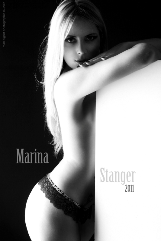 Female model photo shoot of Rina St by Marc Sigrist