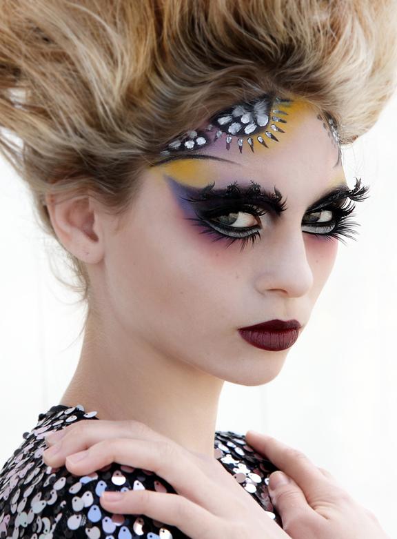 Vancouver, British Columbia Jul 27, 2011 WIDEJKO PHOTOGRAPHY IMATS 2011 - Makeup + Hair + Styling