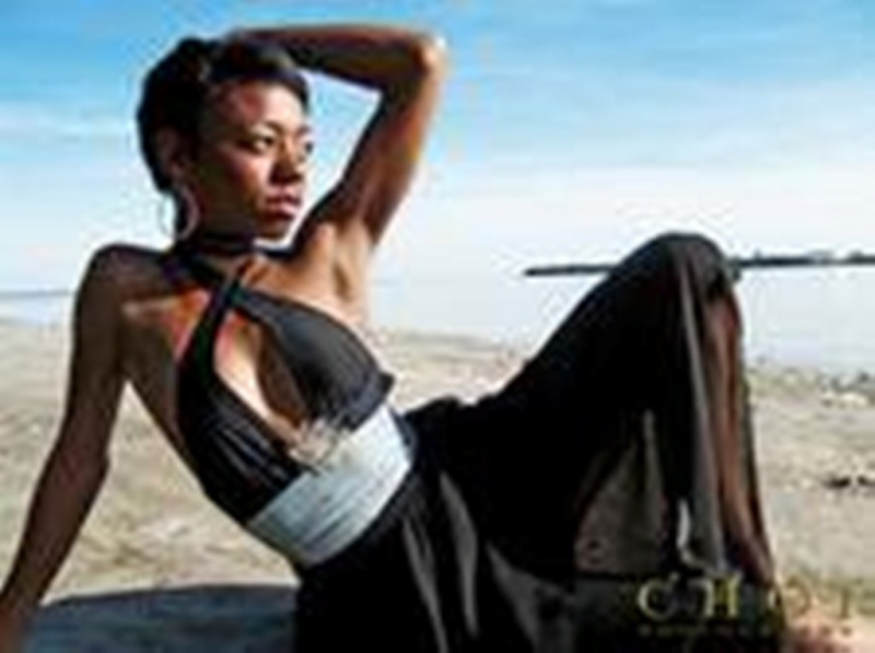 Female model photo shoot of  Gia skyy