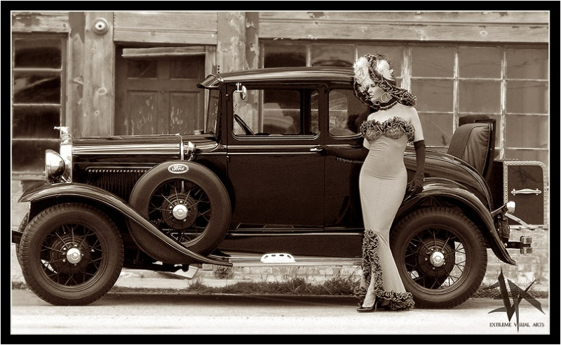 Jul 29, 2011 Extreme Visual Art! Vintage FORD