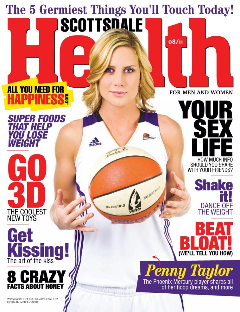 Jul 29, 2011 JP 2011 Scottsdale Health Magazine - August 2011