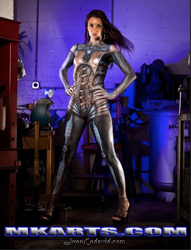 garage Jul 30, 2011 MKARTS SEXYBOT