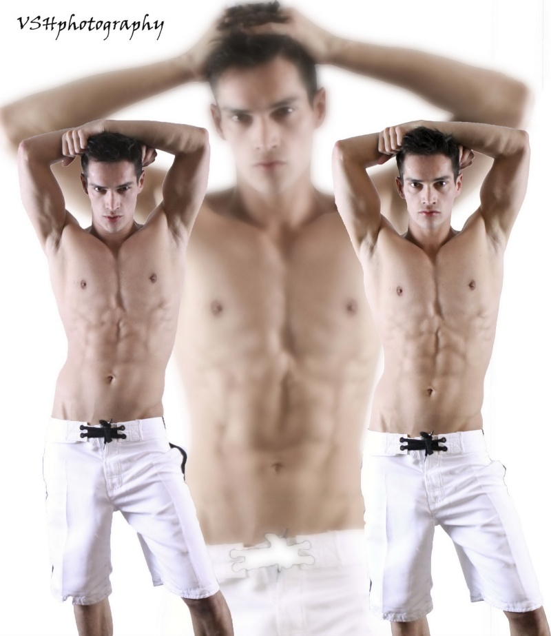 Male model photo shoot of Sergio Fernandez by Drakov S Imdezyir