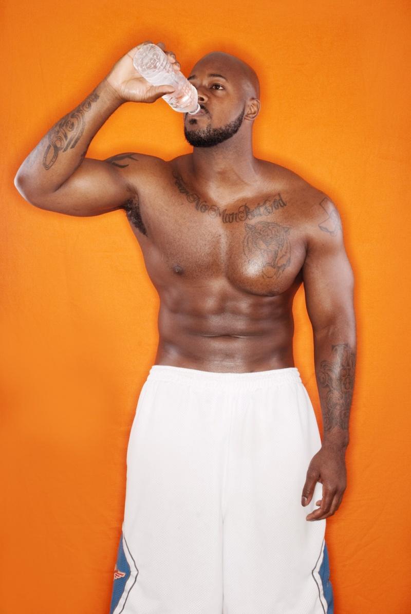 Male model photo shoot of Bcizzle