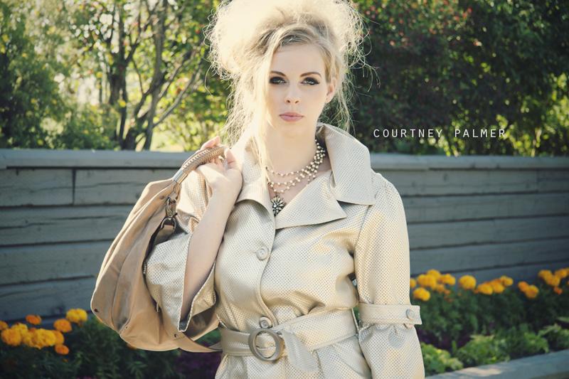 Female model photo shoot of Courtney Palmer