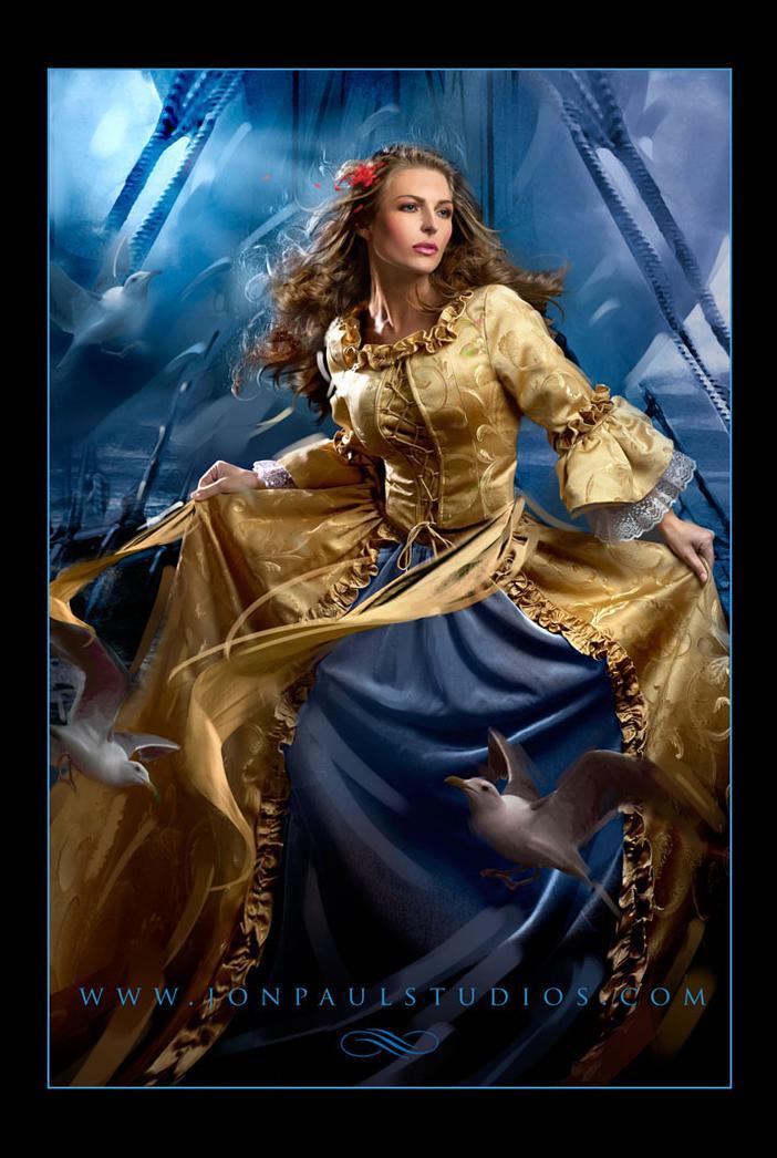 Jul 31, 2011 Mistress of the Sea... by the incredible Jon Paul :)