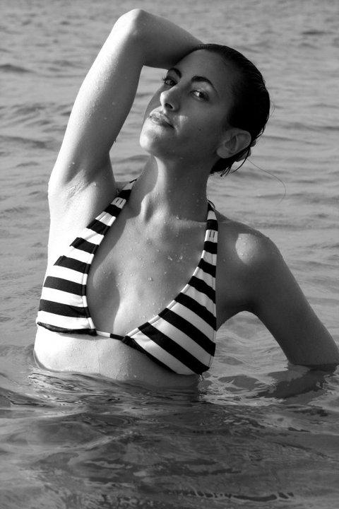 Female model photo shoot of Rosa Vritas in Good Harbor Beach