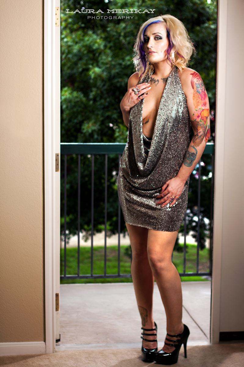 Baton Rouge, LA Aug 01, 2011 Laura Merikay Photography     Makeup by Melba   Hair by me   Dress made by me