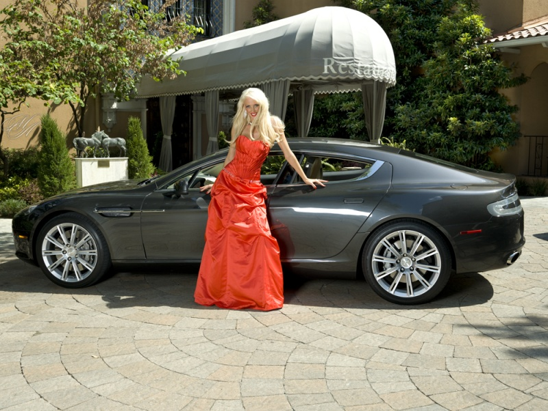 Dallas -- Mansion at Turtle Creek W/ 2012 Aston Martin Aug 01, 2011 Michael Anthony Glamour Casey James -- Penthouse Model